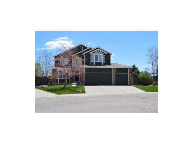 448 Benton Street, Castle Rock, CO 80104 (#5572297) :: The Peak Properties Group