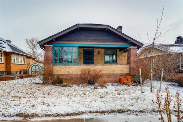 3736 Meade Street, Denver, CO 80211 (#5572347) :: The Heyl Group at Keller Williams