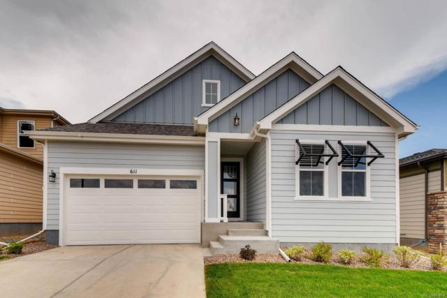 611 W 173rd Place, Broomfield, CO 80023 (#5572422) :: The DeGrood Team