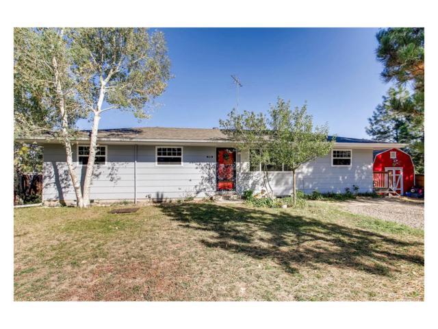 576 S Tabor Street, Elizabeth, CO 80107 (MLS #5572776) :: 8z Real Estate