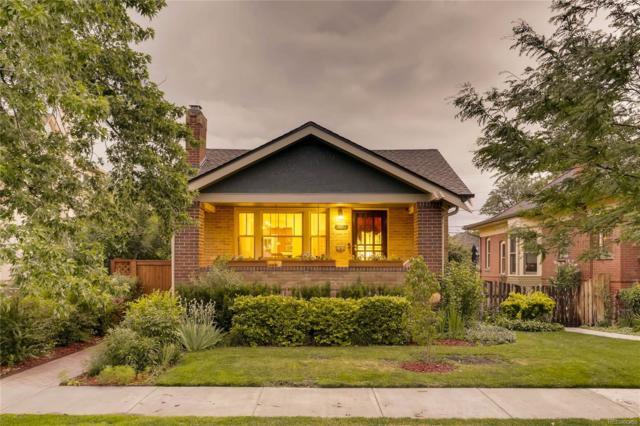 1083 S Clarkson Street, Denver, CO 80209 (#5573088) :: Sellstate Realty Pros