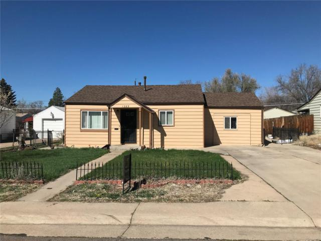 1385 S Newton Street, Denver, CO 80219 (#5573186) :: Keller Williams Action Realty LLC