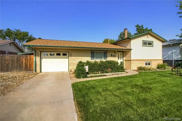 825 S 8th Avenue, Brighton, CO 80601 (MLS #5573268) :: 8z Real Estate