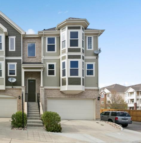 3680 S Beeler Street #7, Denver, CO 80237 (#5573297) :: The Peak Properties Group