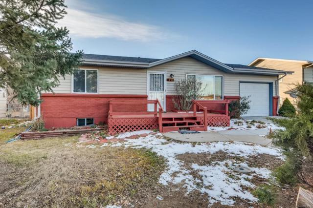 971 Ouray Street, Aurora, CO 80011 (#5573371) :: Bring Home Denver