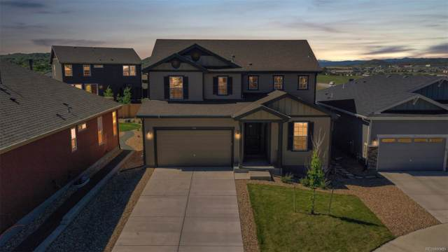 348 Tippen Place, Castle Rock, CO 80104 (MLS #5573377) :: 8z Real Estate