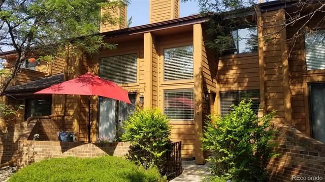 9400 E Iliff Avenue #372, Denver, CO 80231 (MLS #5573679) :: Bliss Realty Group