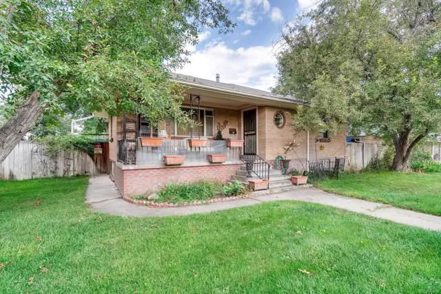 2353 S Sherman Street, Denver, CO 80210 (MLS #5574148) :: 8z Real Estate