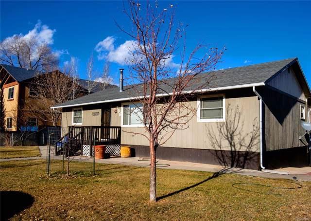 706 W 3rd Street, Salida, CO 81201 (MLS #5574273) :: Kittle Real Estate