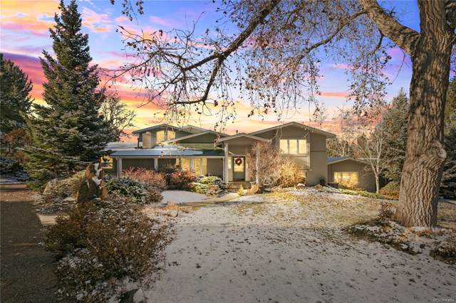 545 Theresa Drive, Boulder, CO 80303 (#5574525) :: The Heyl Group at Keller Williams