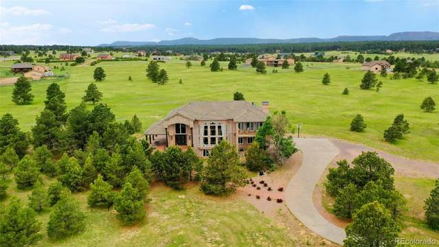2775 E Highway 105, Monument, CO 80132 (#5574570) :: The Gilbert Group