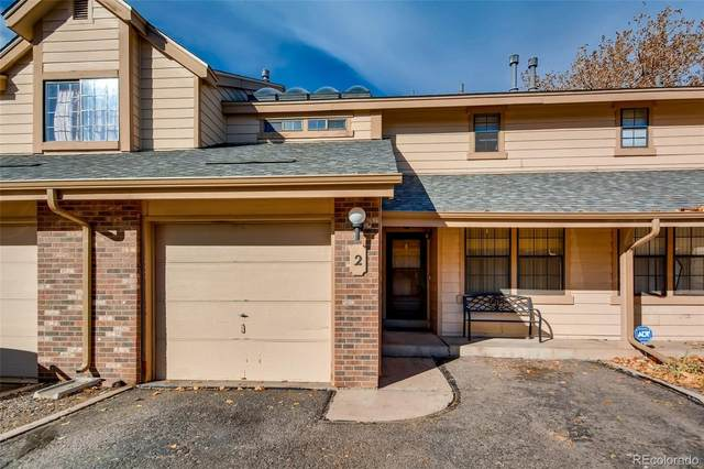 10806 W Evans Avenue #2, Lakewood, CO 80227 (#5574577) :: The DeGrood Team