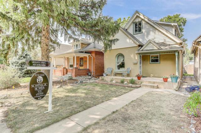 3341 Quitman Street, Denver, CO 80212 (#5575202) :: House Hunters Colorado