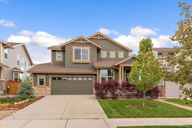11795 S Breeze Grass Way, Parker, CO 80134 (#5575225) :: The Heyl Group at Keller Williams