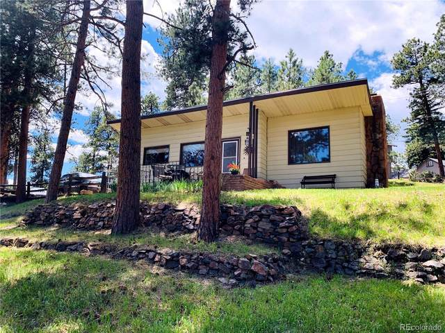28251 Meadow Rue Road, Evergreen, CO 80439 (#5575299) :: Berkshire Hathaway Elevated Living Real Estate