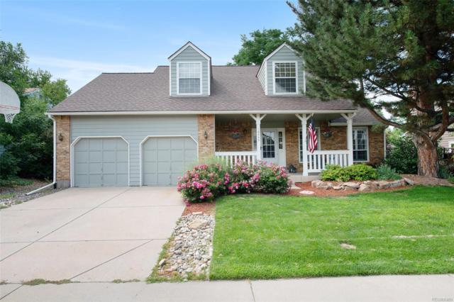 10445 W Fremont Place, Littleton, CO 80127 (#5575521) :: The HomeSmiths Team - Keller Williams