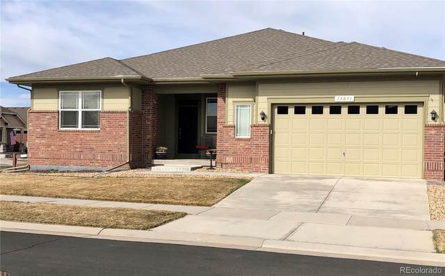 13071 Coffee Tree Street, Parker, CO 80134 (#5575639) :: iHomes Colorado
