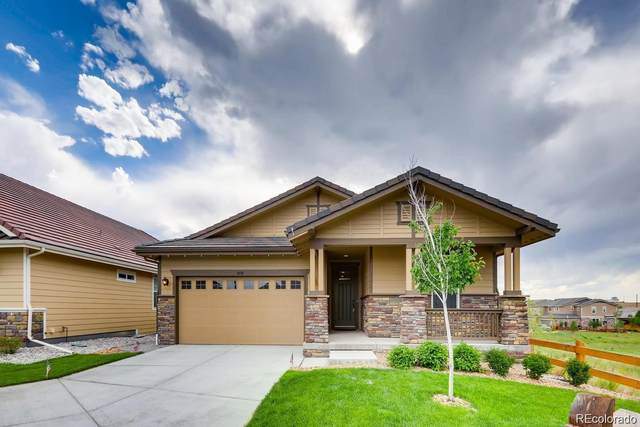 10198 Nadine Avenue, Parker, CO 80134 (#5576156) :: The Colorado Foothills Team | Berkshire Hathaway Elevated Living Real Estate