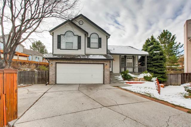 1447 Sunnyside Street, Highlands Ranch, CO 80126 (#5576272) :: The Peak Properties Group