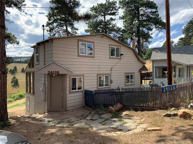 24126 Cody Park Road, Golden, CO 80401 (#5576352) :: Sultan Newman Group