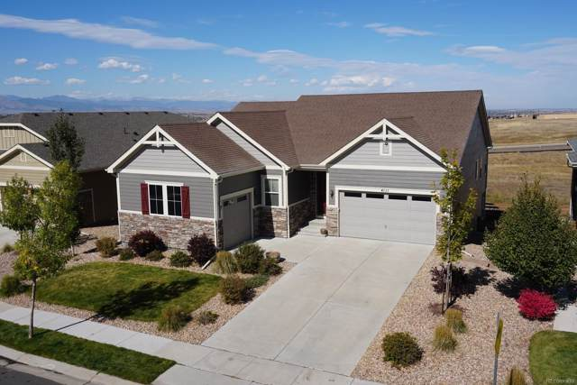 4111 W 149th Avenue, Broomfield, CO 80023 (#5576476) :: The DeGrood Team