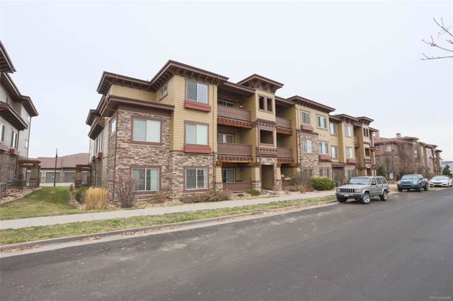 16650 Las Ramblas Lane U, Parker, CO 80134 (#5576893) :: The Peak Properties Group