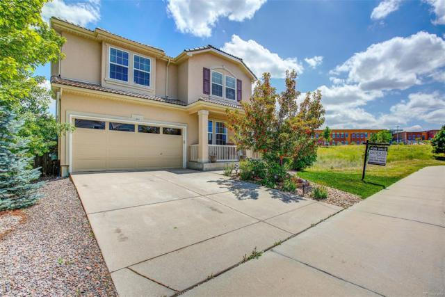 1807 Coach House Loop, Castle Rock, CO 80109 (#5576922) :: HomeSmart Realty Group