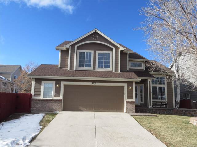 5632 Spruce Drive, Castle Rock, CO 80104 (#5577308) :: The Peak Properties Group