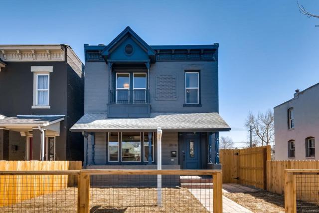 3616 N Williams Street, Denver, CO 80205 (#5577319) :: Compass Colorado Realty