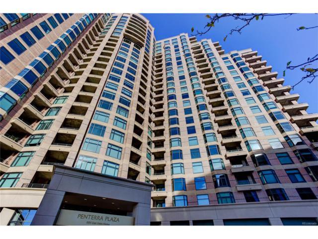 8100 E Union Avenue #2005, Denver, CO 80237 (MLS #5577365) :: 8z Real Estate
