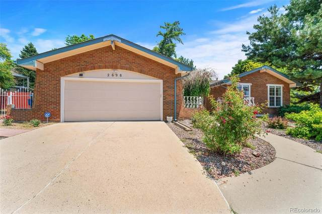 2698 S Depew Place, Lakewood, CO 80227 (MLS #5577428) :: Find Colorado