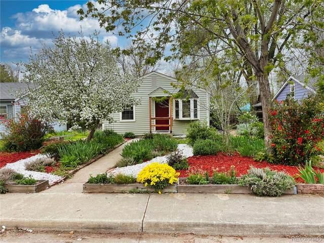 935 Gay Street, Longmont, CO 80501 (MLS #5577666) :: 8z Real Estate