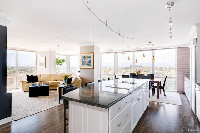3100 E Cherry Creek South Drive #1504, Denver, CO 80209 (#5577691) :: Mile High Luxury Real Estate