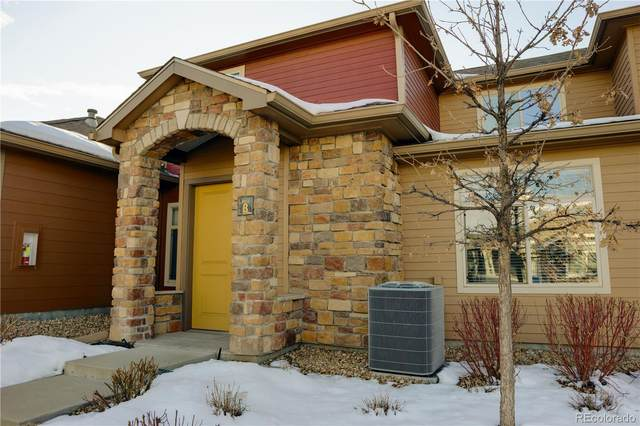 8552 Gold Peak Lane B, Highlands Ranch, CO 80130 (#5577879) :: The Gilbert Group