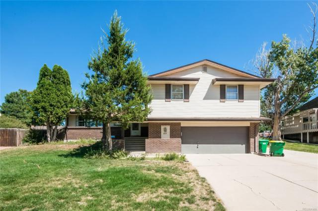 11915 W 74th Drive, Arvada, CO 80005 (MLS #5577949) :: 8z Real Estate
