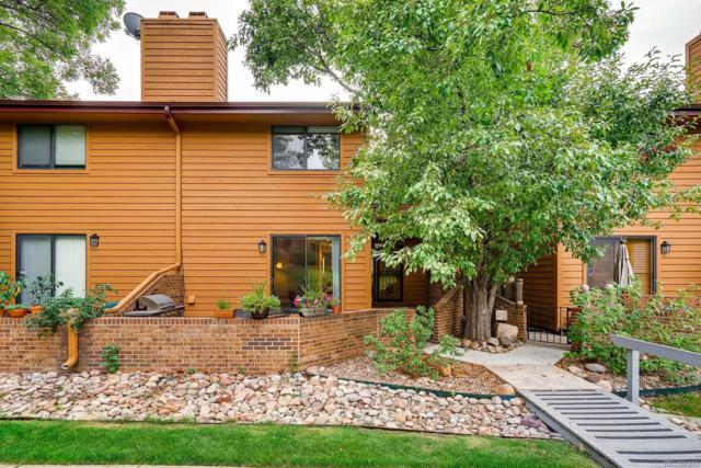 9400 E Iliff Avenue #184, Denver, CO 80231 (#5578385) :: Wisdom Real Estate