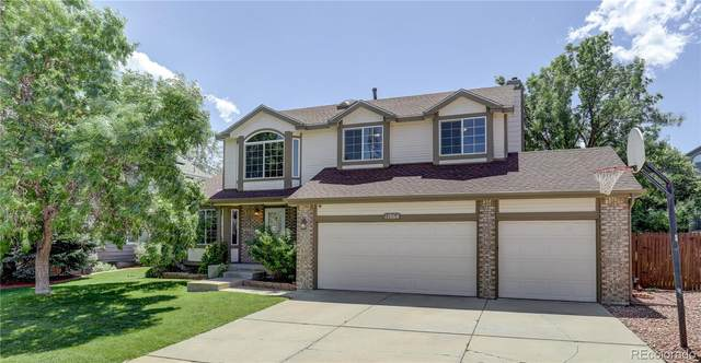 11864 W 56th Drive, Arvada, CO 80002 (#5578622) :: My Home Team