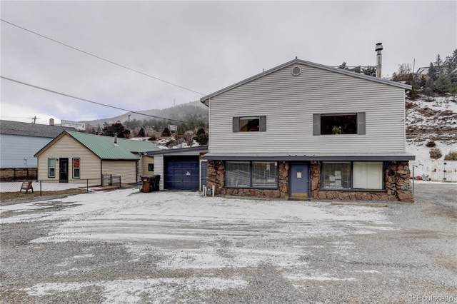 1801 Miner Street, Idaho Springs, CO 80452 (MLS #5578642) :: The Sam Biller Home Team