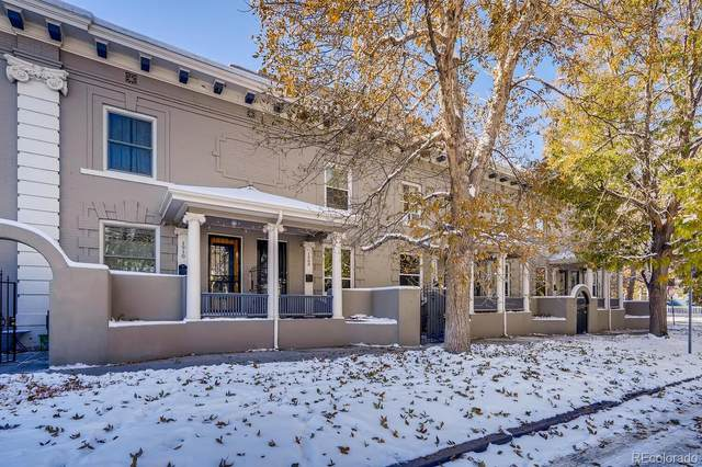 1908 E 16th Avenue, Denver, CO 80206 (#5578767) :: Berkshire Hathaway HomeServices Innovative Real Estate