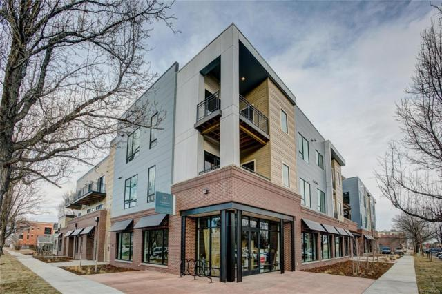 302 N Meldrum Street #306, Fort Collins, CO 80521 (MLS #5578823) :: Kittle Real Estate