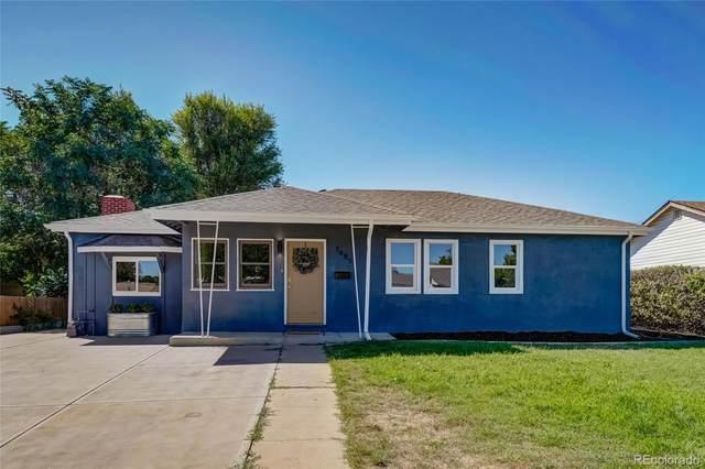 1685 S Lowell Boulevard, Denver, CO 80219 (MLS #5579783) :: 8z Real Estate