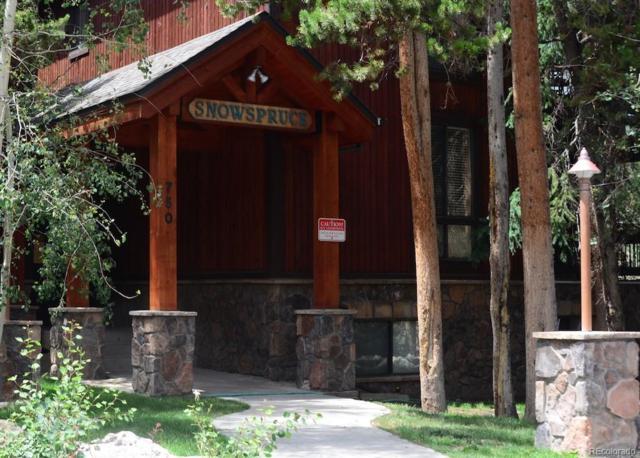 750 Snowberry Lane #16, Breckenridge, CO 80424 (#5580361) :: My Home Team