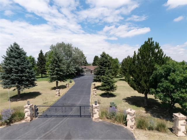 9125 E Summit Roads, Parker, CO 80138 (#5580663) :: The Dixon Group