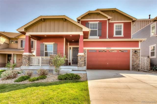 11682 W Quarles Avenue, Littleton, CO 80127 (MLS #5581016) :: 8z Real Estate