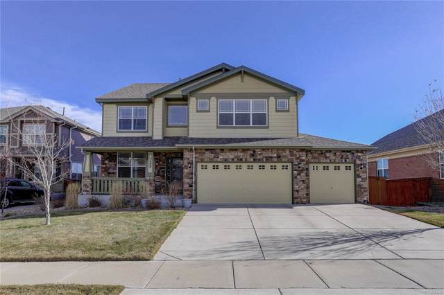5408 S Elk Way, Aurora, CO 80016 (#5581139) :: The Healey Group