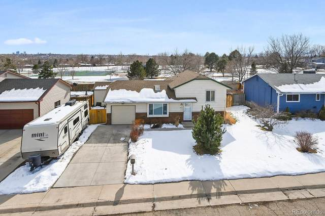 4710 W 63rd Avenue, Arvada, CO 80003 (#5581846) :: The Gilbert Group