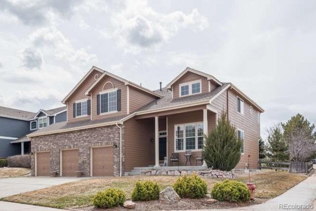 8299 Briar Dale Lane, Castle Pines, CO 80108 (#5581876) :: Compass Colorado Realty