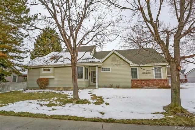 5695 W Iliff Drive, Lakewood, CO 80227 (MLS #5581924) :: 8z Real Estate