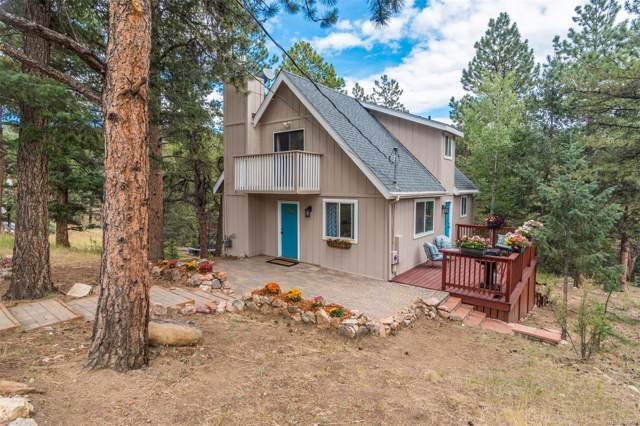 476 N Hill Drive, Bailey, CO 80421 (MLS #5581983) :: 8z Real Estate