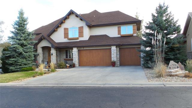 1232 Buffalo Ridge Road, Castle Pines, CO 80108 (#5582533) :: House Hunters Colorado
